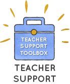 Teacher Support Toolbox Button