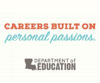 Careers built on personal passions. 300x250 Web Banner