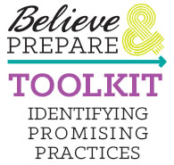 Believe & Prepare Toolkit Button