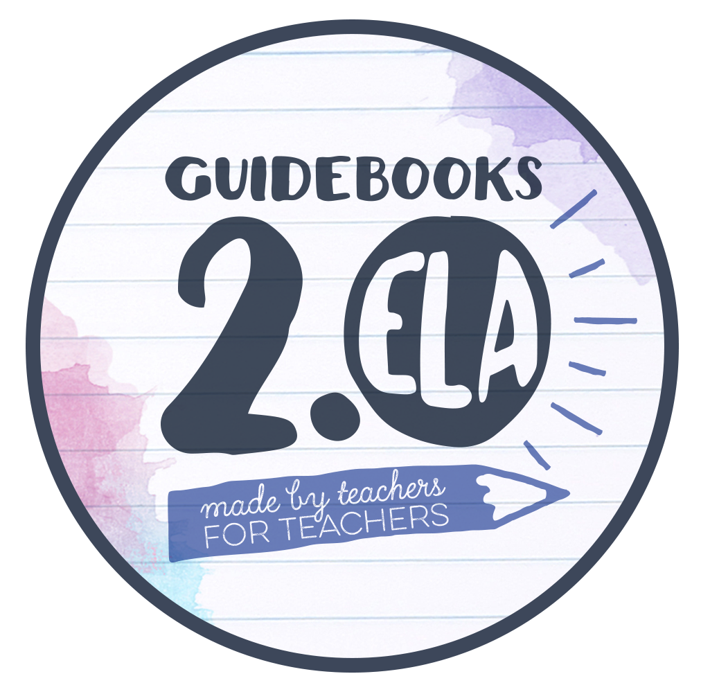 Access the ELA Guidebooks 2.0 units.