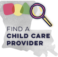 Find Your Child Care Provider