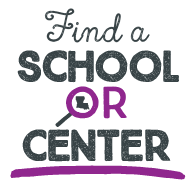 Find a School or Center