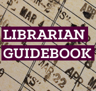 Librarian Guidebook