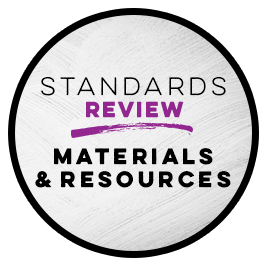 Click here to visit the Standards Review Library