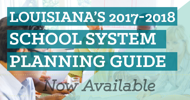 2017-2018 School System Planning Guide