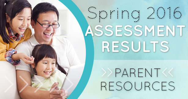 Click here to view the 2014-2015 Assessment Results and Parent Resources.