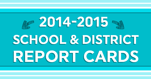 Click here to view the 2014-2015 School Report Cards.