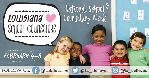 National School Counseling Week: February 4–8