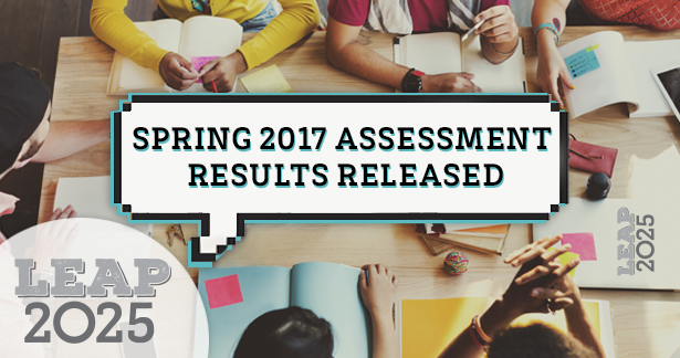 Spring 2017 Assessment Results Released