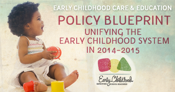 Early Childhood Policy Blueprint