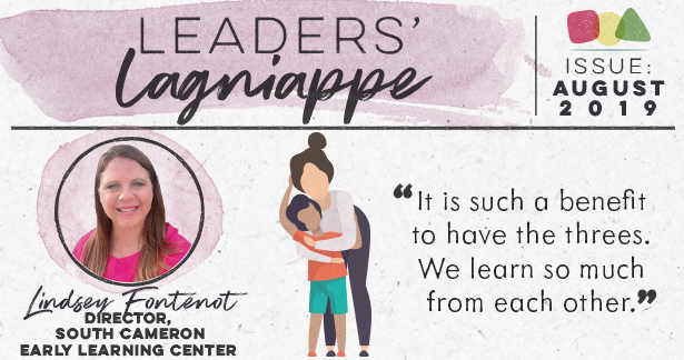 Leaders Lagniappe - August 2019 - Lindsey Fontenot