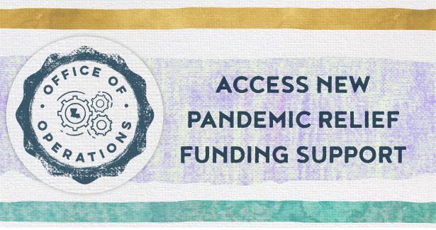Pandemic Relief Funding Support