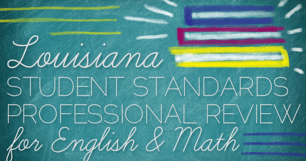 Student Standards Review