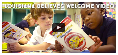 Louisiana Believes Welcome Video