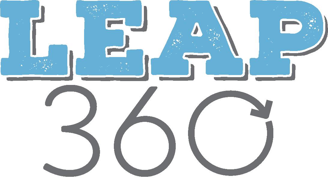 LEAP 360 Logo