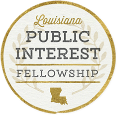Louisiana Public Interest Fellowship Seal