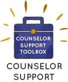 Counselor Support Toolbox Button