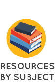 Resources by Subject Button